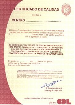 certificadocolegio