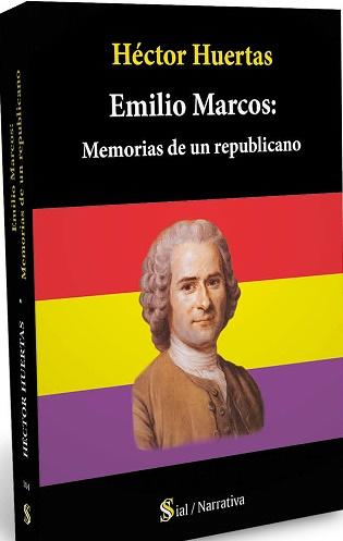 Presentación del libro Emilio Marcos