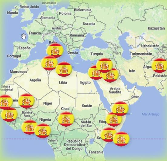 Ciclo de conferencias geopolitica