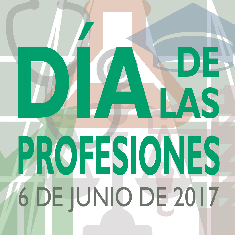 Día de las profesiones. 6 de junio 2017