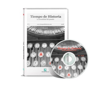 Presentación revista Tiempo de Historia