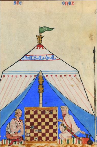Las Artes del libro en la Edad Media Hispana