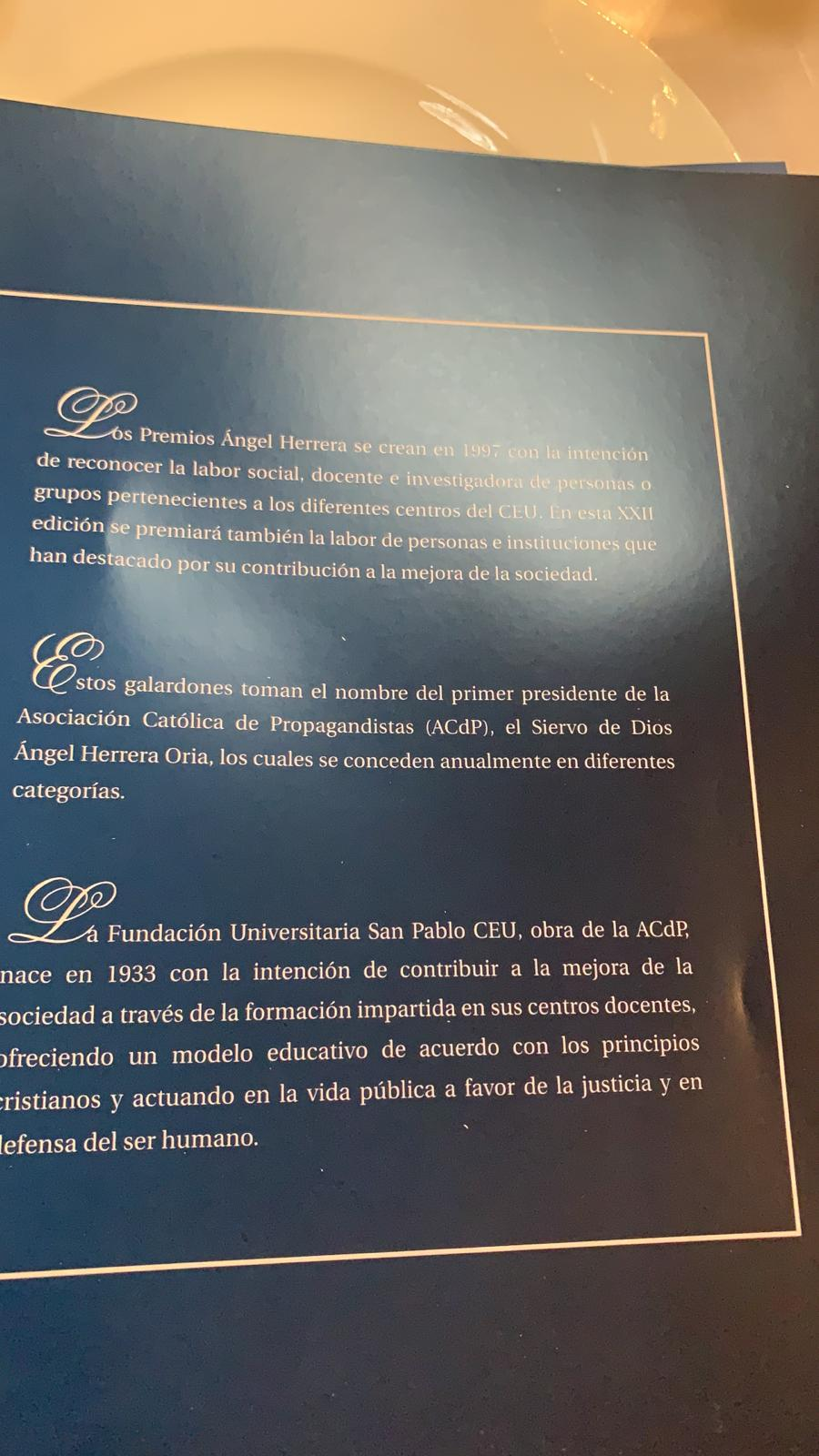 Premios Ángel Herra