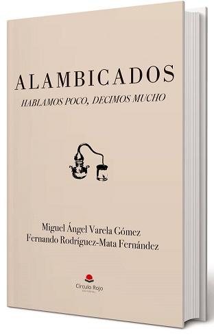 Presentación del libro Alambicados