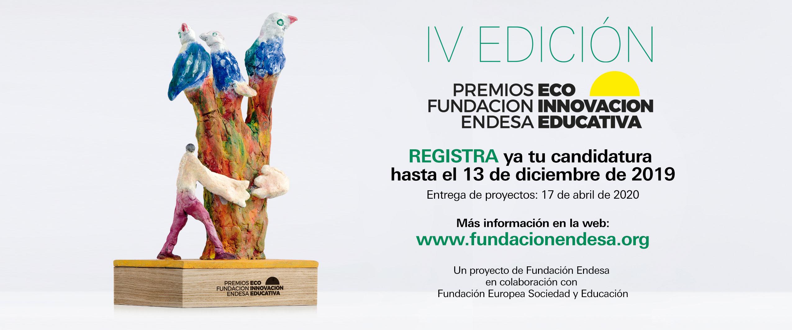 IV premios Endesa a la Ecoinnovación Educativa
