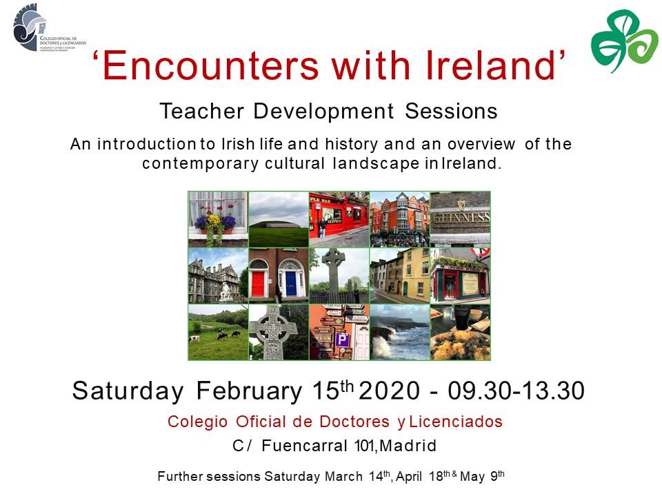 Sesiones sobre Irlanda